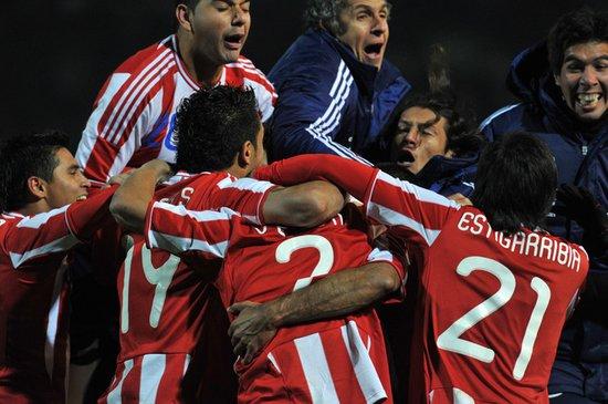 巴拉圭五连平杀入决赛 复制意大利阿根廷奇迹