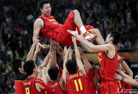 中国男篮险胜韩国成功卫冕 豪夺亚运会第七冠
