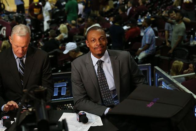 皮尔斯正式加盟ESPN 新赛季将成为全职解说员