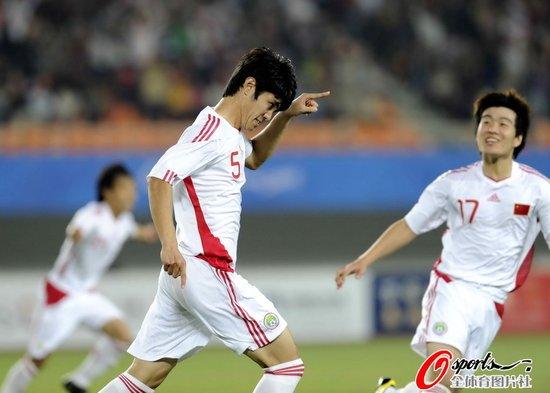 亚运-国奥3-0胜8人大马 小组第2出线将碰韩国