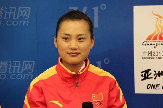 实录:8球冠军刘莎莎 坦言球技远比美貌重要