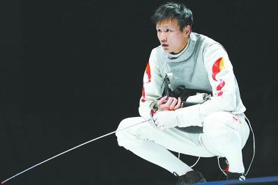 花剑世界杯上海站陈海威摘铜 距决赛仅差一剑