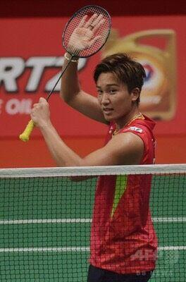 日本羽球帅哥世锦赛志在夺冠 称不惧谌龙林丹