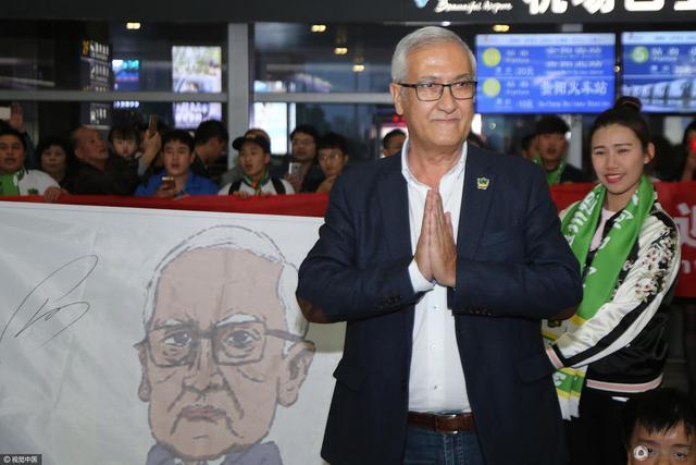 曼萨诺解释乌龙:谈贵州足球历史 没弄错东家