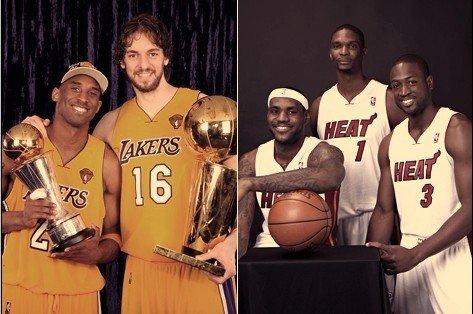 湖人和热火分别完成了NBA中最坑爹的交易