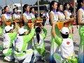 高清:小轮车男子竞速决赛 香港选手摘金