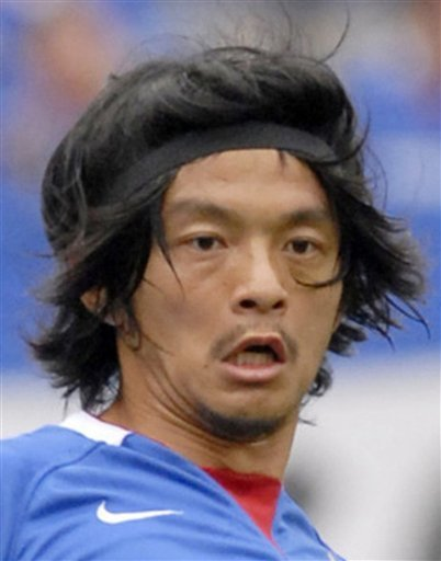 日本前国脚训练中心脏骤停去世 曾踢02世界杯