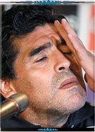 马拉多纳续约国家队主帅告吹,表演过了