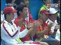 视频:网球男双半决赛公茂鑫李喆步步迫近2-3