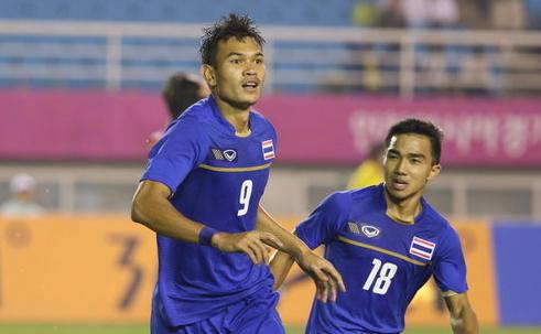 泰国男足挺进亚运会四强 若夺冠将奖励1050万