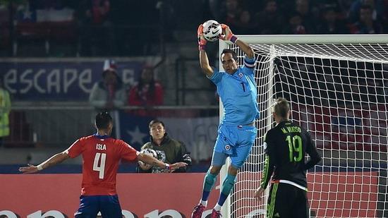 Mexico 3-3 Chile: Bravo starting difficult Savior