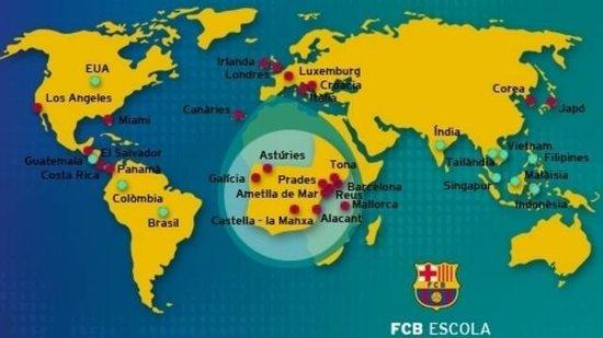 FCBEscola国际学校 巴萨理念影响全球