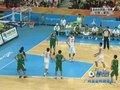 视频集锦:中国男篮首战胜蒙古 开始卫冕之路