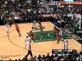 视频:开拓者vs爵士 哈里斯空位飙射三分球
