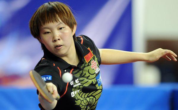 世界杯刘诗雯横扫对手将战平野 携朱雨玲进四强
