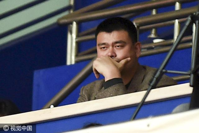 姚明进NBA名人堂创先河 中国篮球却更应谢他
