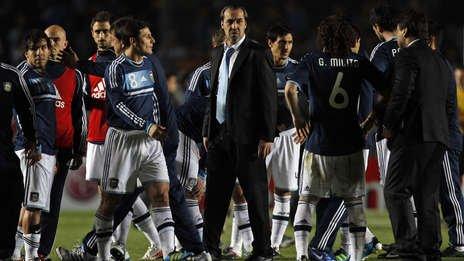 巴蒂斯塔:阿根廷谈不上失败 我绝对不会辞职