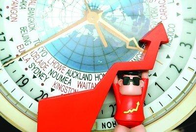 揭秘涨停板:重磅利好突袭 题材股现涨停潮