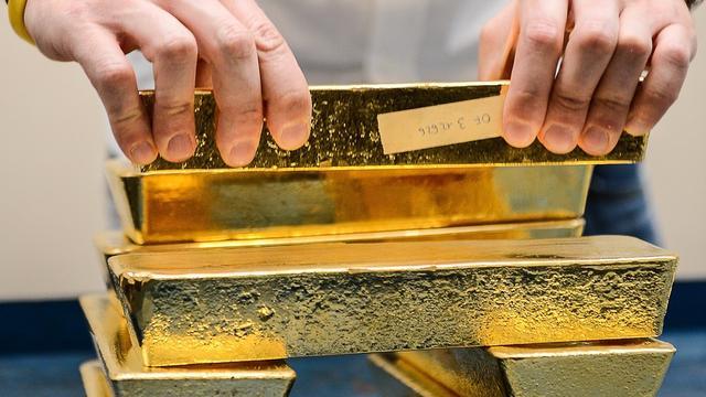 六月加息预期上升 黄金跌1.5%报1255美元
