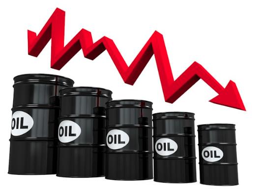 EIA下调2016年油价预期 WTI原油跌近5%