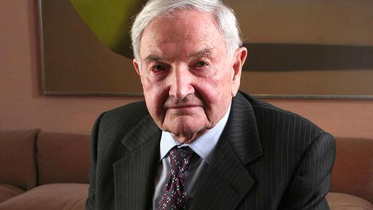 101岁富豪洛克菲勒去世,曾大手笔捐赠千亩土地