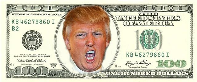 特朗普嘴炮又喷错了!历史证明强美元才有强总统