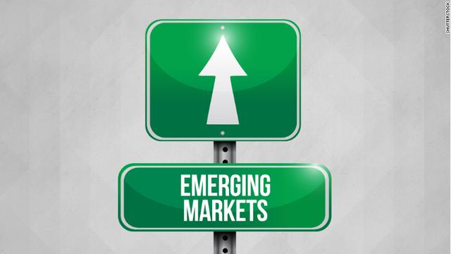 从拉丁美洲到亚洲 新兴市场受青睐