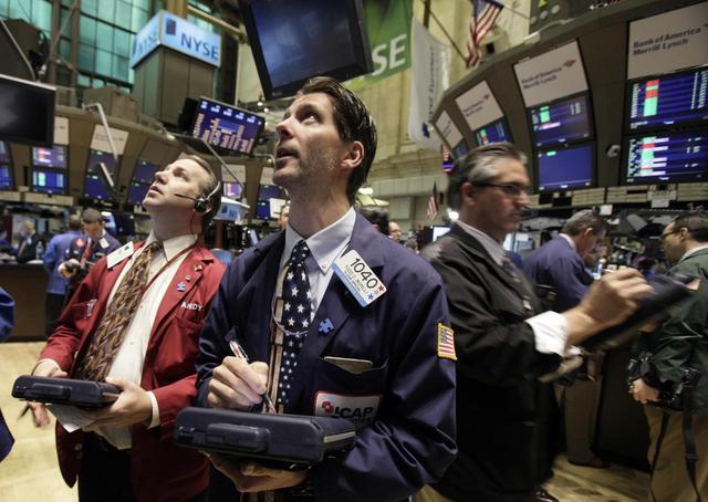 纳指再创历史新高 科技股领涨