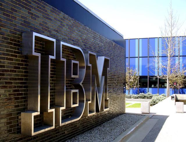 IBM营收连续20个季度下降 盘后股价大跌逾5%