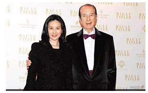 香港女首富 澳门大姐大 何鸿燊的接班人