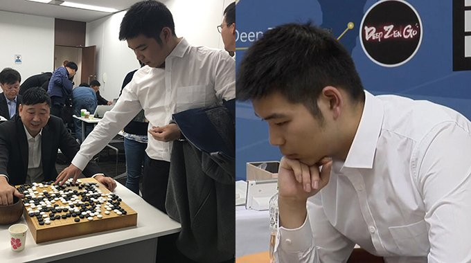 """""""芈昱廷力克DeepZen 第一时间同俞斌复盘"""