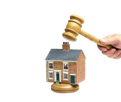 """""""法拍房""""入冬 成交价低于评估价"""