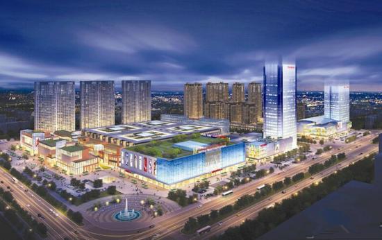 随州三大新兴商业体异军突起 城市商业格局将迎聚变