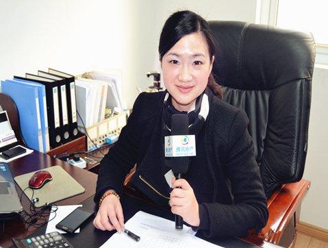浩华地产集团营销总监陈玲