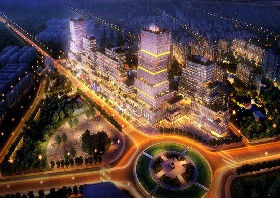 中豪国际广场成为宿迁2013年商铺主角
