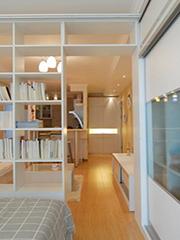 华丽三室房 中式风格凸显