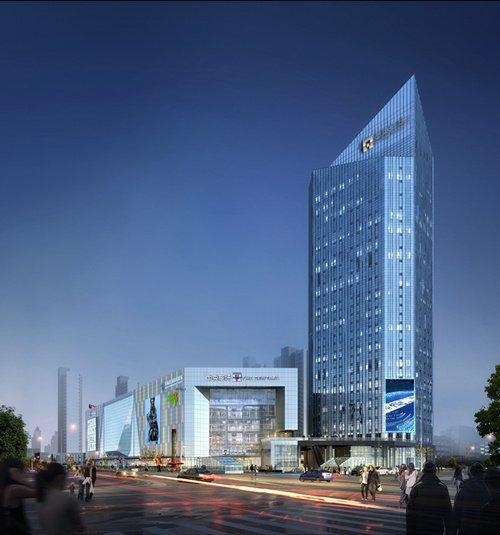 宿迁中央商场9月28盛大开业