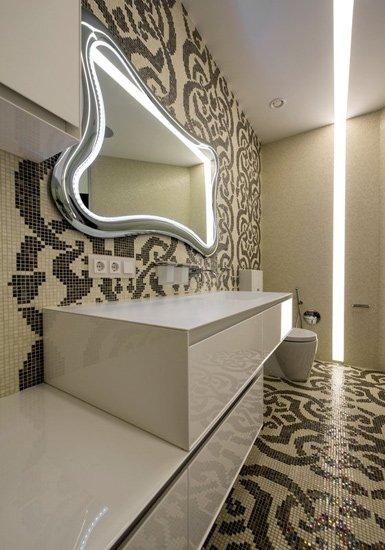 电视墙巧设计变身大收纳 现代简约风格公寓