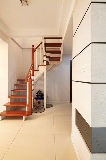 9.5w打造的135平米现代风格三室两厅