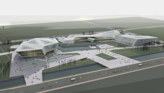 东部新城进行时 新城市中心,未来城市发展最前沿
