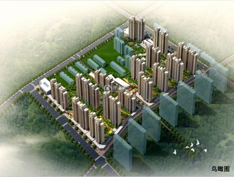 凤凰县最新规划图