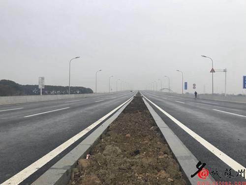 吴淞江大桥昆承快速路分别通车 前往吴江常熟更便捷