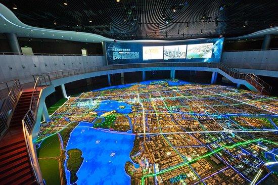 苏州工业园规划展示馆开放,来看免费4d电影啦!
