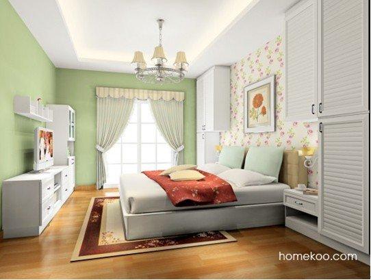 欧式卧室装修效果图 给人不一样的精神享受