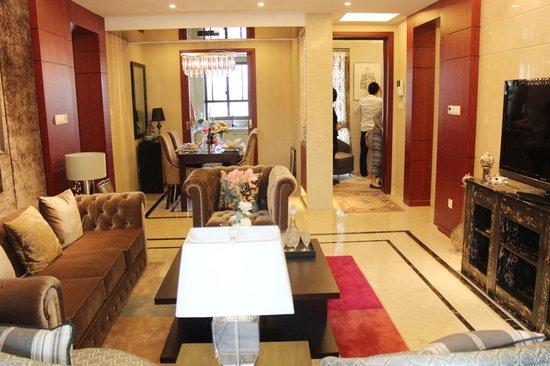 武汉怡景5.27房源示范区接受新景观预约公开平江朴风堂大师室内设计有限公司图片