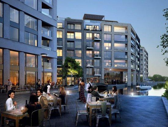 伦敦豪宅切尔西湾在华首发 青睐内地买家