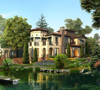 别墅也有刚需价 两百万内经济型别墅等你来翻牌
