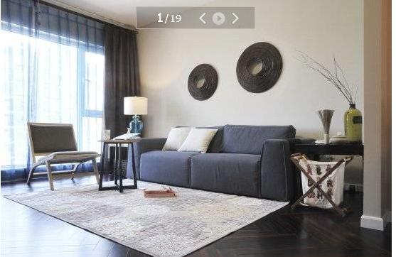 轻松搞定80平米的两居室
