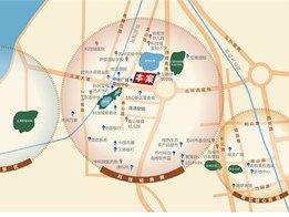 千嵘望湖公寓区域图