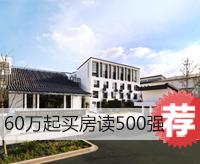 60万起买房读中国500强学校 你愿意吗